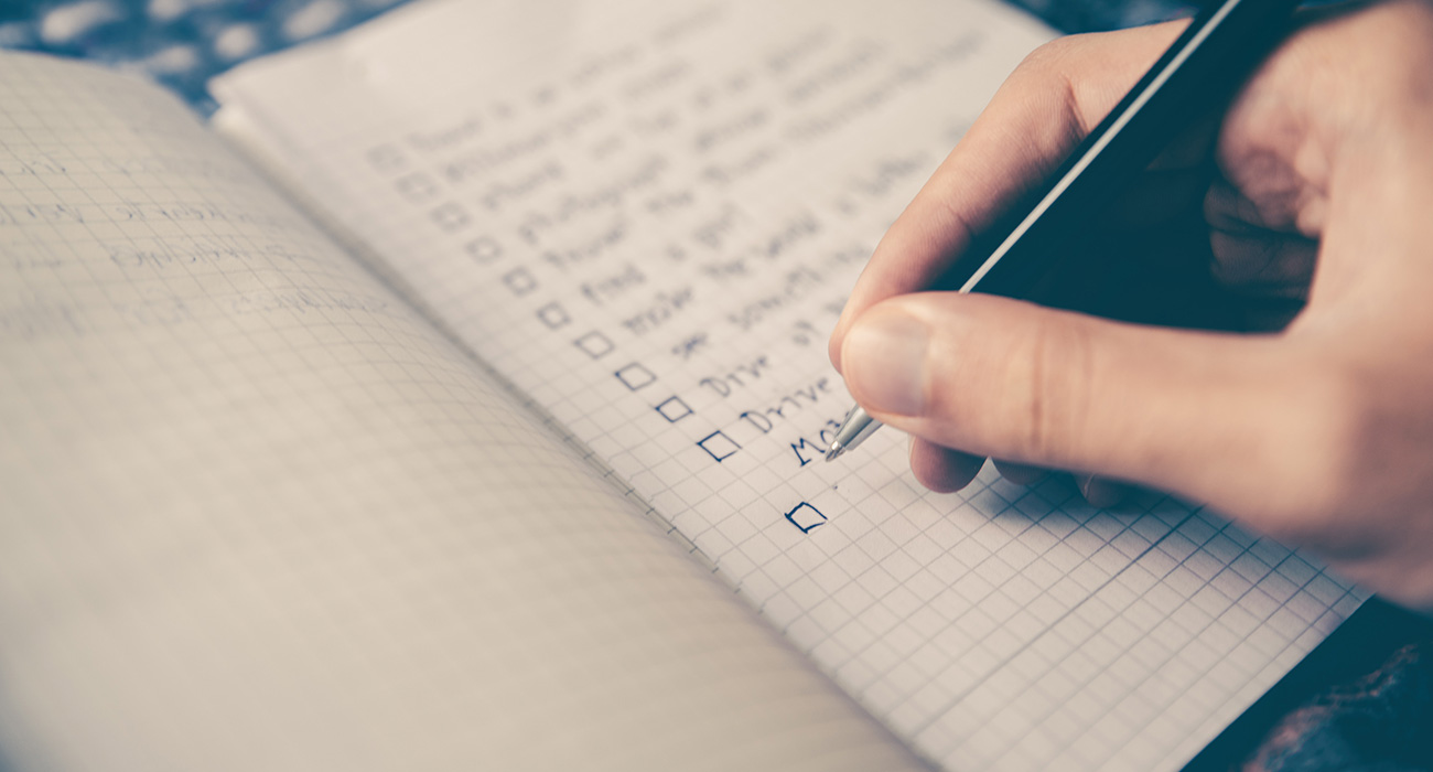 Checklist: 10 things to consider when getting a new website…